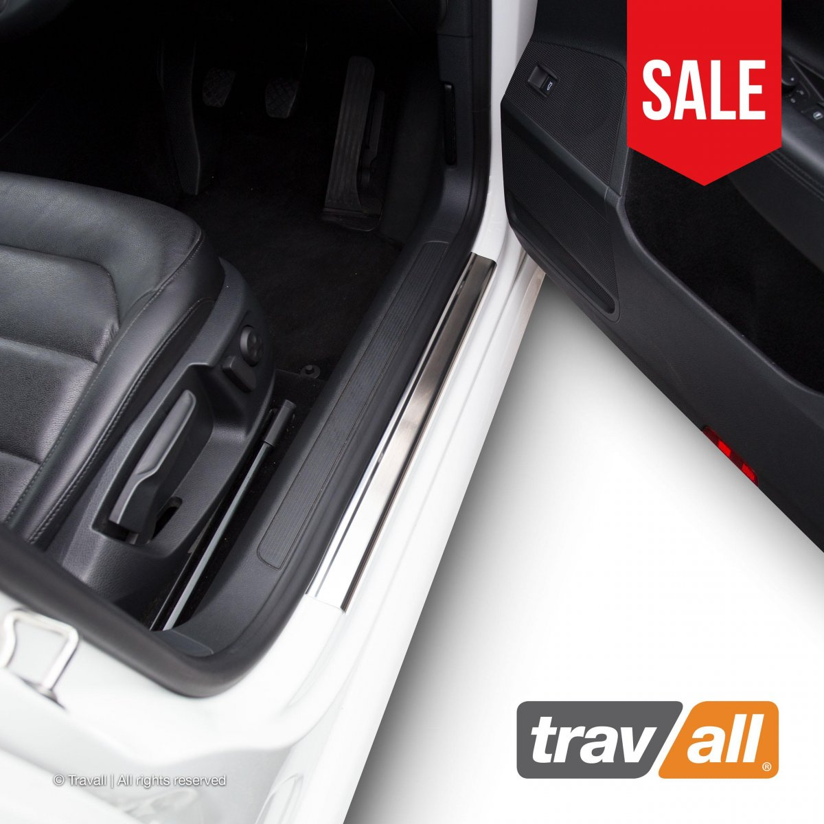 Travall® Sillguards para Ford Focus Familiar (2005-2010)