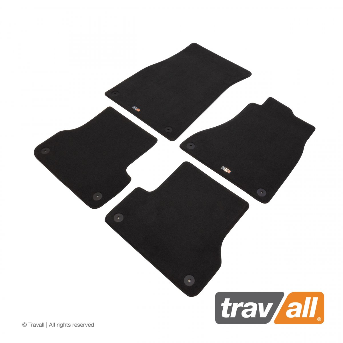 Travall® MATS [RHD] for Audi A7/S7 Sportback (2010 - 2018)