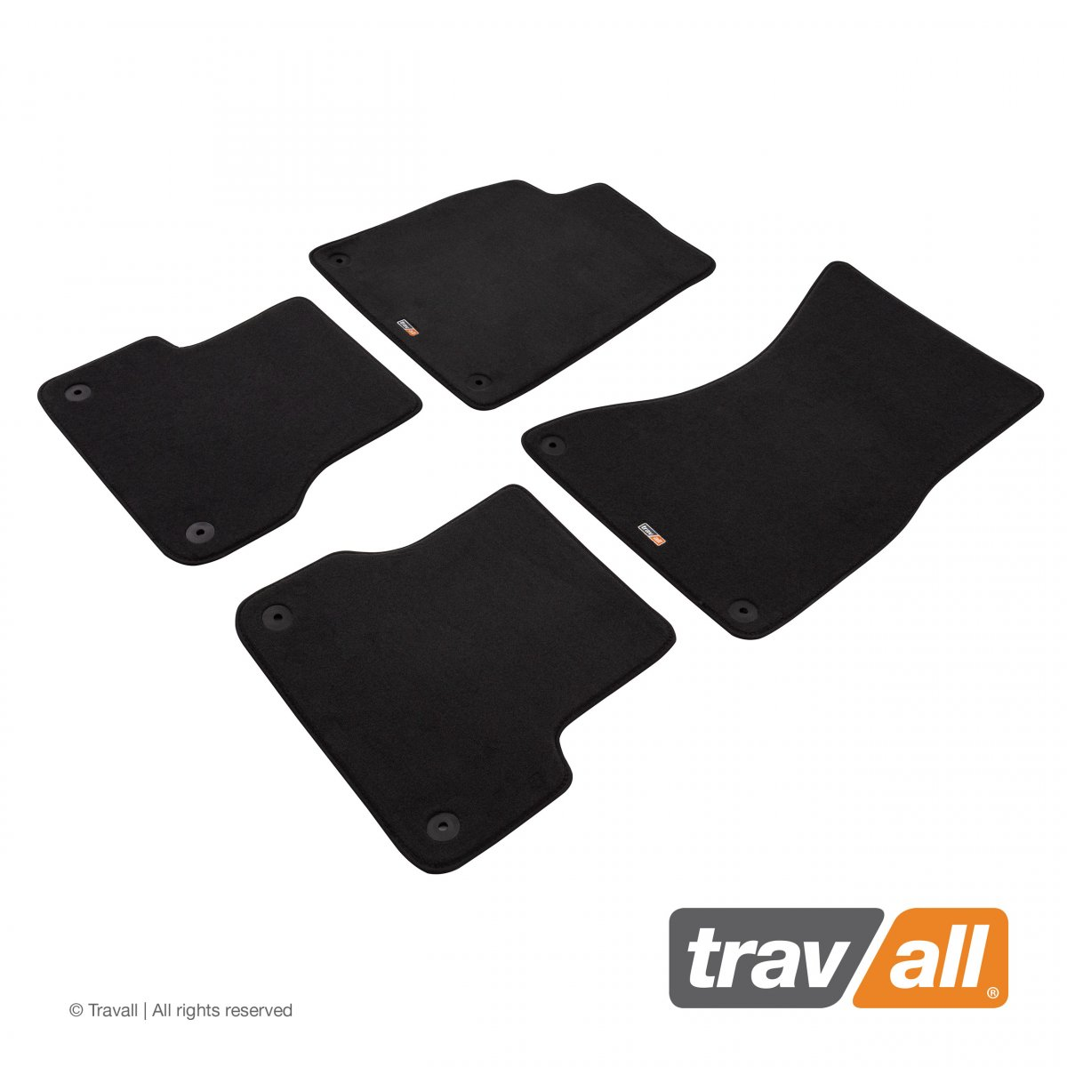 Travall® MATS [LHD] for Audi A7/S7 Sportback (2010 - 2018)