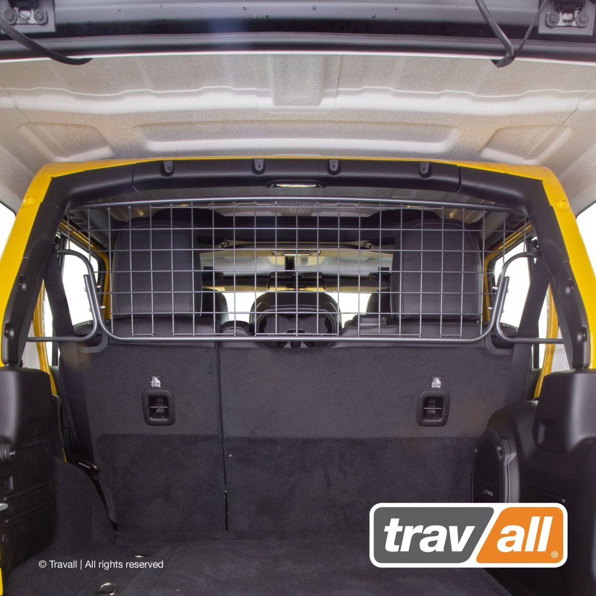 Travall®GUARD para Jeep Wrangler Unlimited (4Dr) (2018 >)