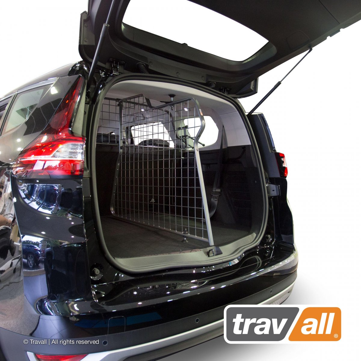 Travall® DIVIDER para Renault Grand Scenic (2016 >)