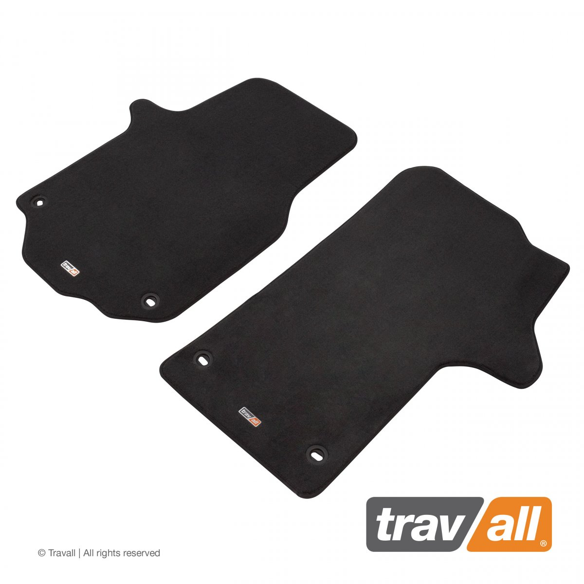 Travall® MATS [LHD] for Volkswagen Crafter (2017 - )