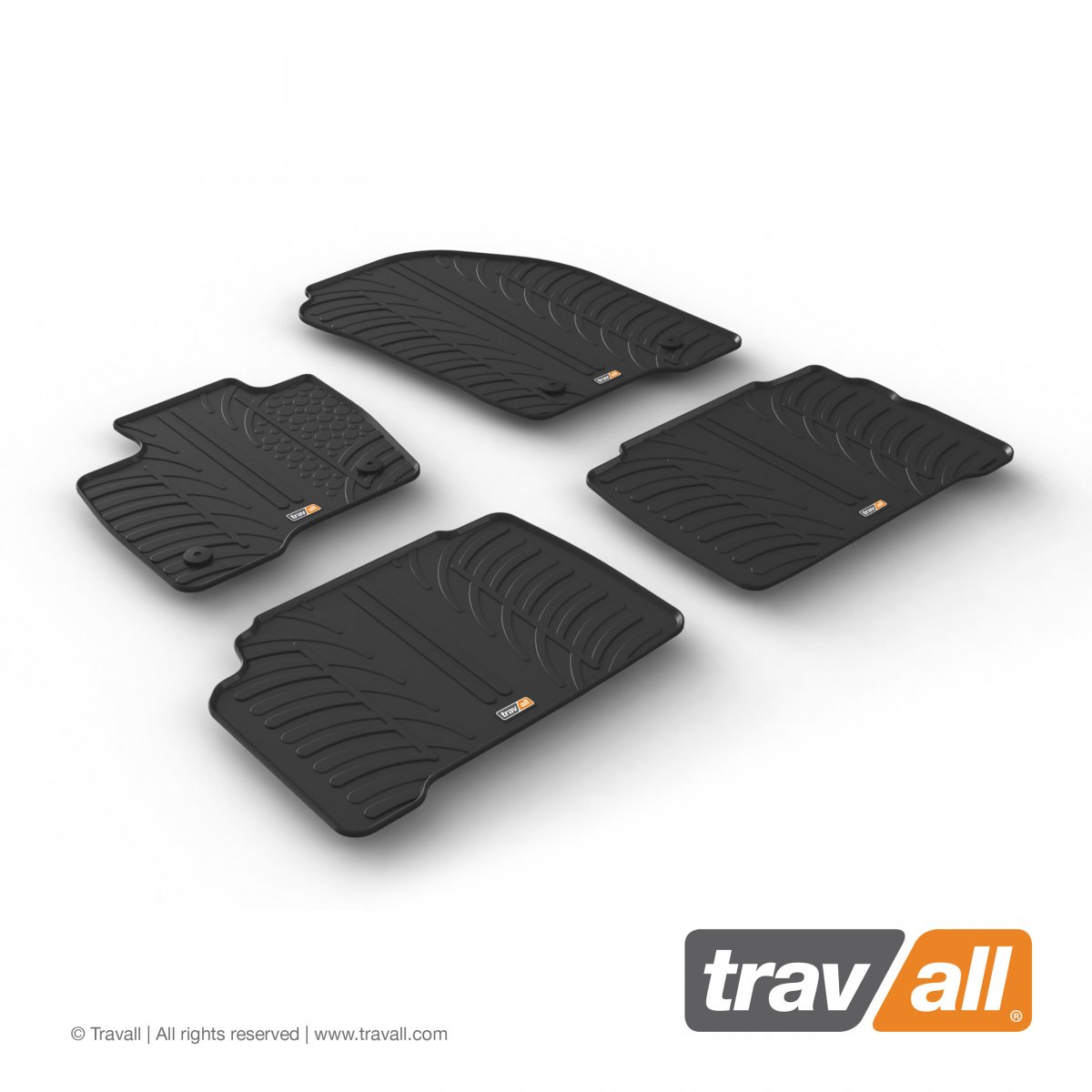 Travall® MATS para Ford Galaxy / S-Max (2015 >)