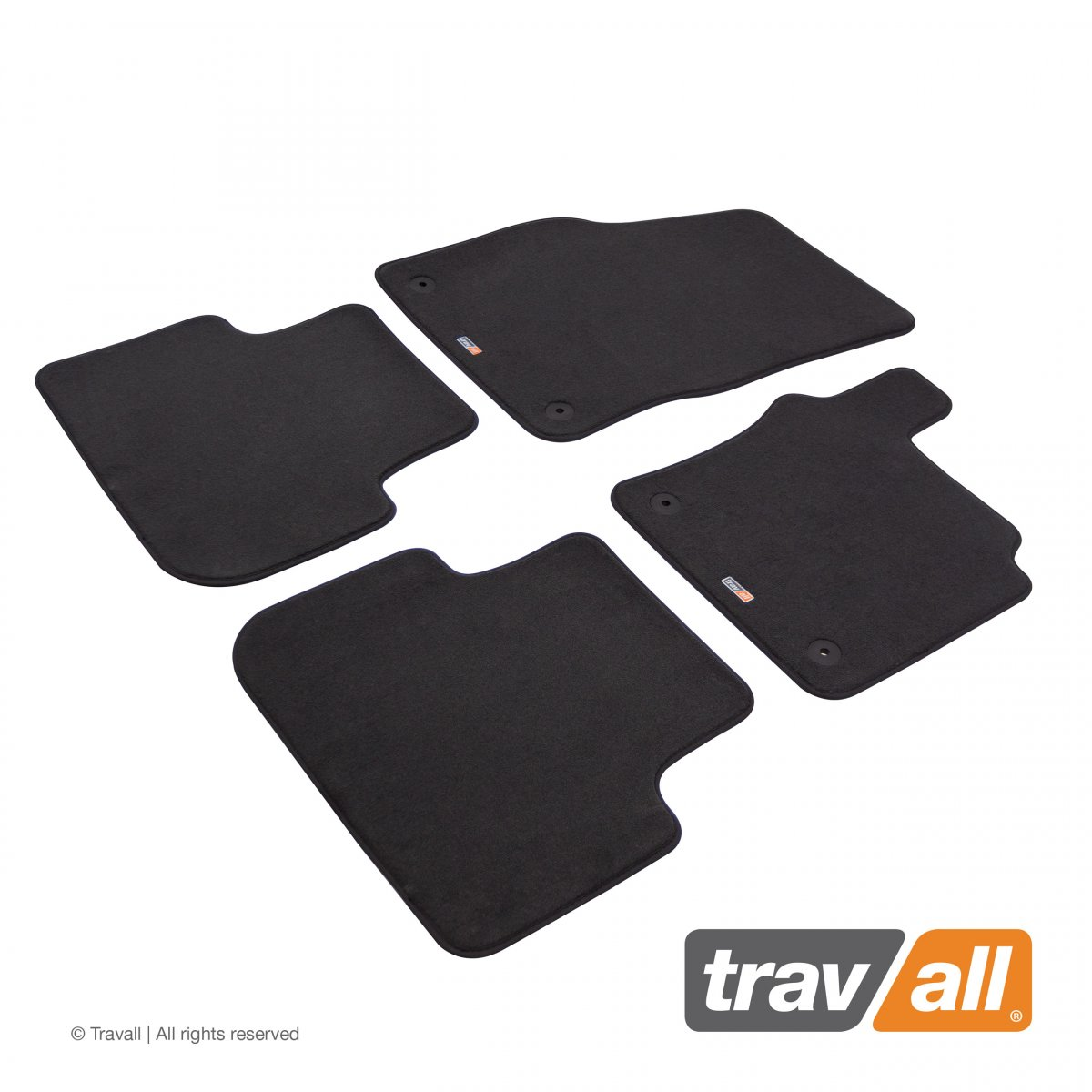 Travall® MATS [RHD] for Volkswagen Golf SV (2014 - )