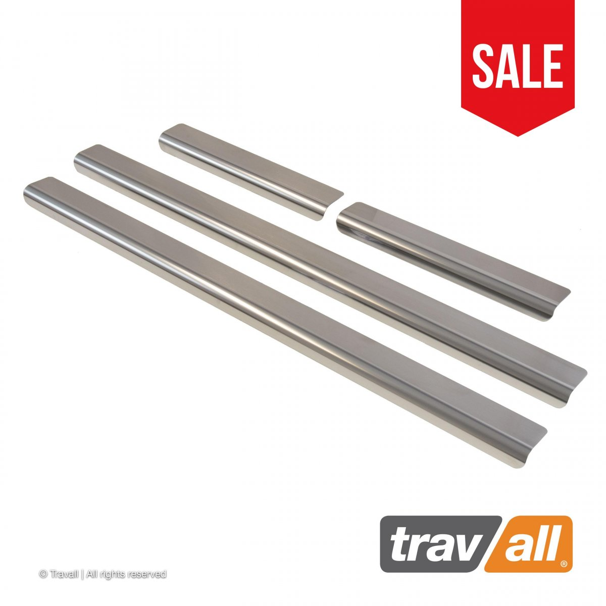 Travall® Sillguards para Volkswagen Golf Familiar (2007-2013)