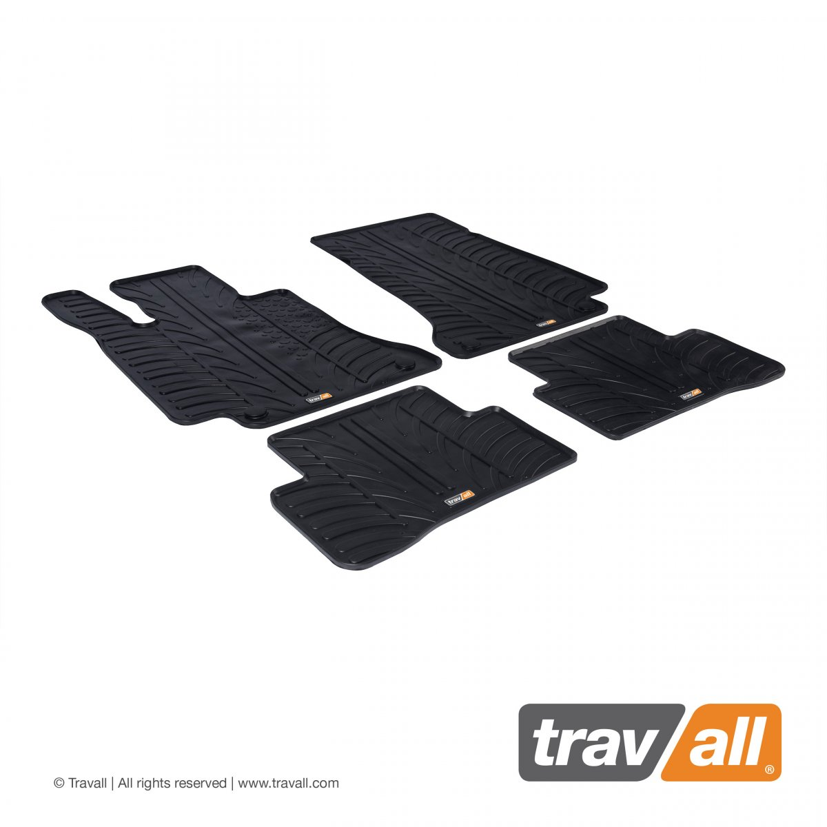 Travall® MATS para Mercedes Benz Clase-C Estate/Berlina (2014-2018)