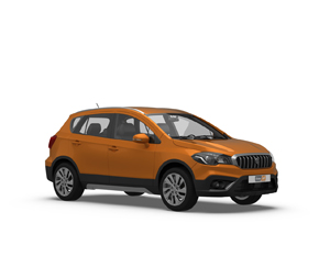 SX4 S-Cross 2016 ->