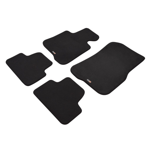Travall® MATS [LHD] for BMW 4 Series / M4 Convertible (2013 - )