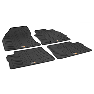 Travall® Mats para Toyota Auris 5 Puertas Hatchback/Touring Sports (2012 >)